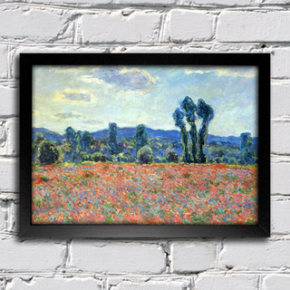 Monet - Poppy Field - comprar online