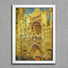 Monet - Rouen Cathedral at Sunset - comprar online