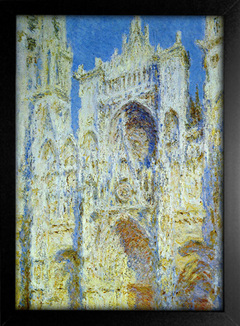 Imagem do Monet - Rouen Cathedral