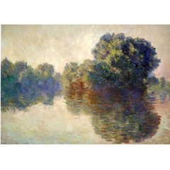Monet - Seine at Giverny