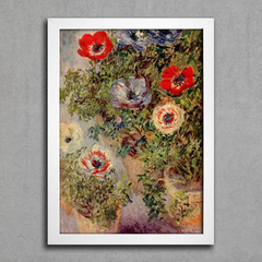 Monet - Still Life With Anemones - comprar online