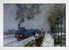 Monet - Train in the Snow - loja online