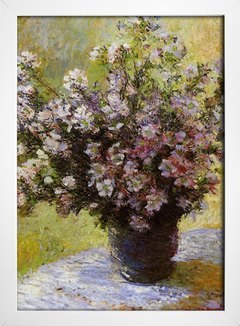 Monet - Vase of Flowers - loja online