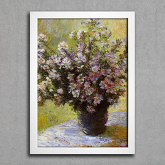 Monet - Vase of Flowers