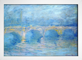 Monet - Waterloo Bridge II - loja online