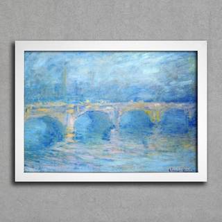 Monet - Waterloo Bridge II - comprar online