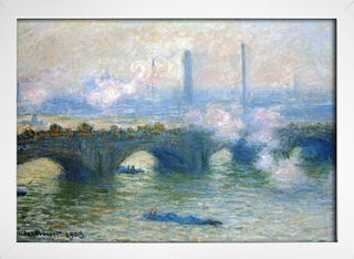 Monet - Waterloo Bridge - loja online