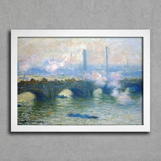 Monet - Waterloo Bridge - comprar online