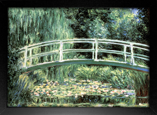 Imagem do Monet - White Water Lilies
