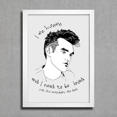 Poster The Smiths - How Soon is Now? - comprar online