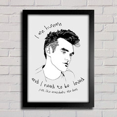 Poster The Smiths - How Soon is Now?