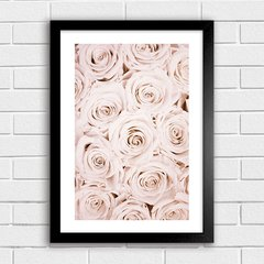 Poster Pale Roses