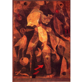Paul Klee - A Young Ladys Adventure