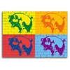 Poster Pink Floyd - Animals Pop Art - loja online