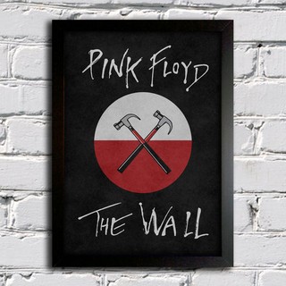 Poster Pink Floyd - The Wall - comprar online