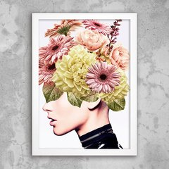 Poster Pretty Flowers - comprar online