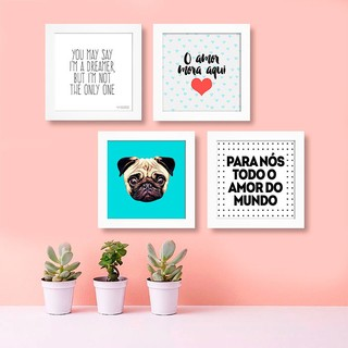 Kit Little Pug na internet