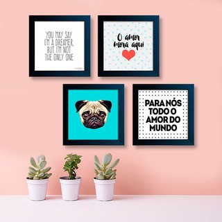 Kit Little Pug - comprar online