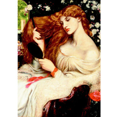 Rossetti - Lady Lilith