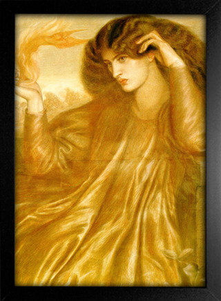 Imagem do Rossetti - The Women of the Flame
