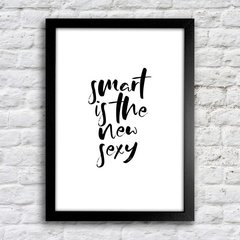 Poster Smart is the new sexy - comprar online