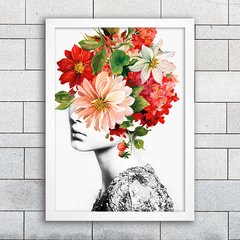Poster Smell the flowers - comprar online