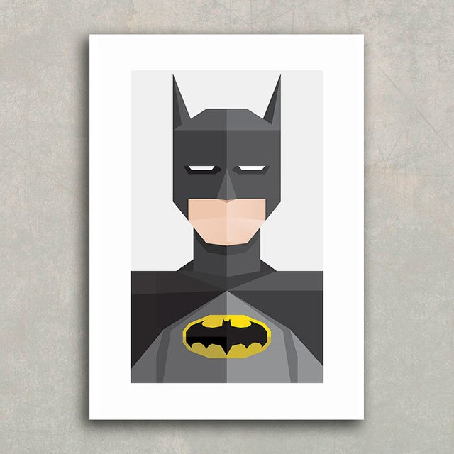Poster Super Heróis - Batman