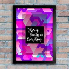 Poster There is Beauty - comprar online