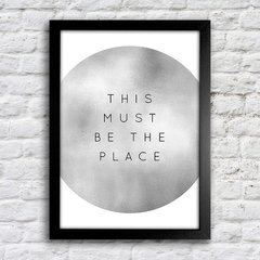 Poster This must be the place - comprar online