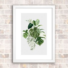 Poster Tropical Leafs I - comprar online