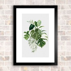 Poster Tropical Leafs I