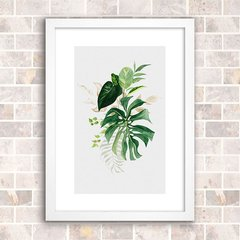 Poster Tropical Leafs II - comprar online