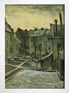 Van Gogh - Houses Seen From The Back - loja online