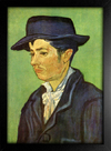Imagem do Van Gogh - Retrato de Armand Roulin II