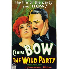 Poster The Wild Party na internet