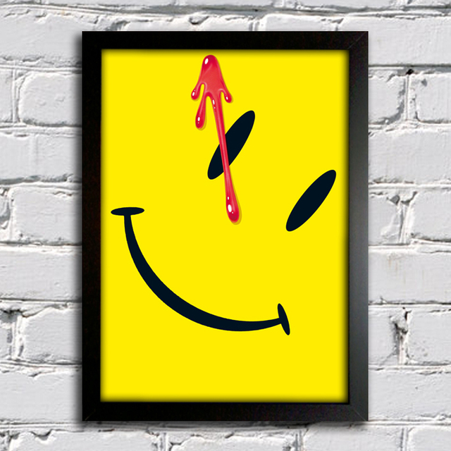 Poster Watchmen - Smile