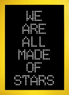 Poster Moby - We Are All Made Of Stars - loja online
