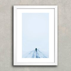 Poster White III - comprar online