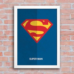 Poster Superman Logo na internet