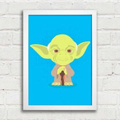 Poster Star Wars - Yoda na internet