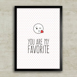 Imagem do Poster You are my favorite