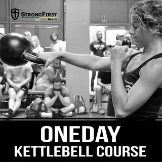 OneDay StrongFirst Kettlebell Course