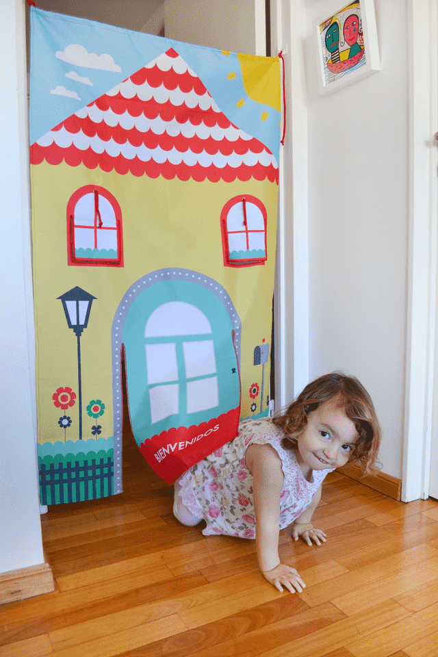 PLAYDOOR - CASITA