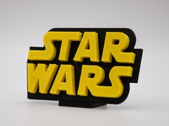 Placa Decorativa Star Wars - comprar online