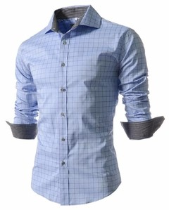 Camisa Casual Long Sleeve - MD02