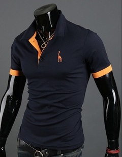 Camisa Polo European Embroidery