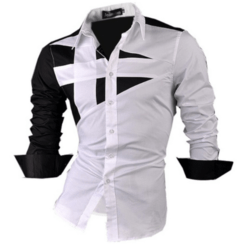 Camisa Casual Long Sleeve - MD01