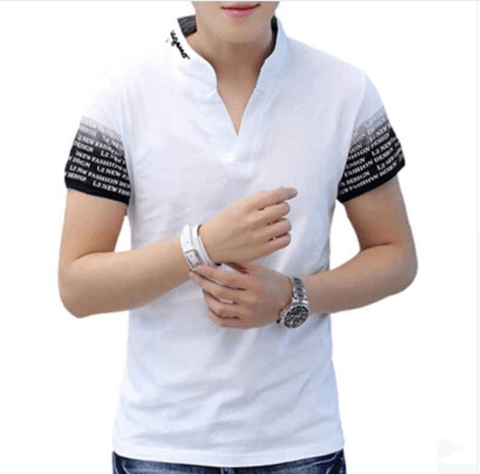 Camisa Polo Casual Masculina MD02