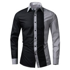 Camisa Casual Long Sleeve