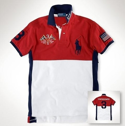Camisa Polo RL MD05 - EUA